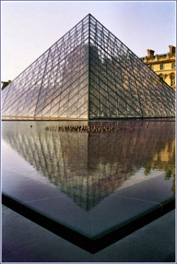 pyramide du louvre. Black Bedroom Furniture Sets. Home Design Ideas